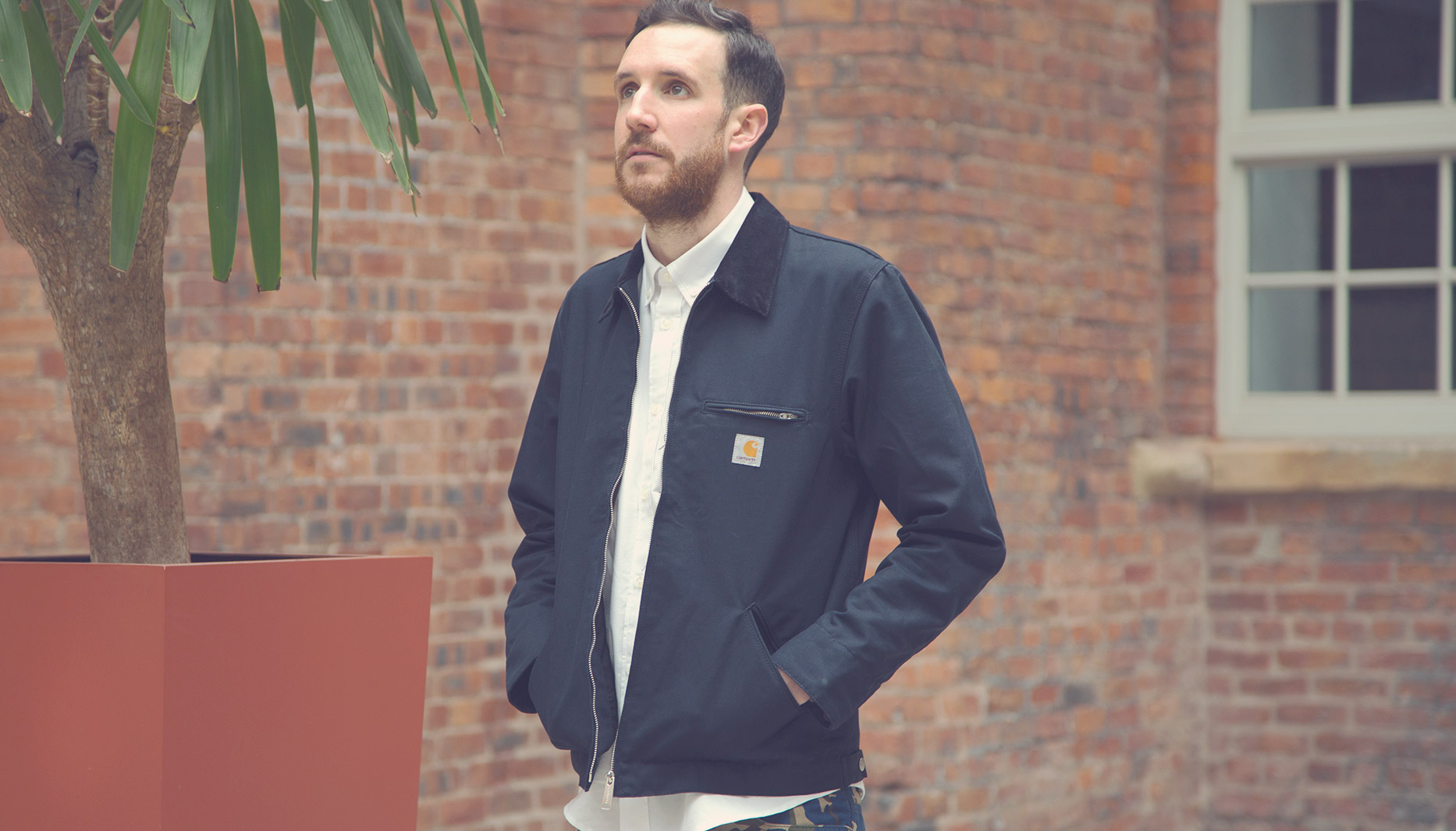 a54de047acbb2 Carhartt Wip Detroit Jacket Size s - Light Jackets for Sale - Grailed