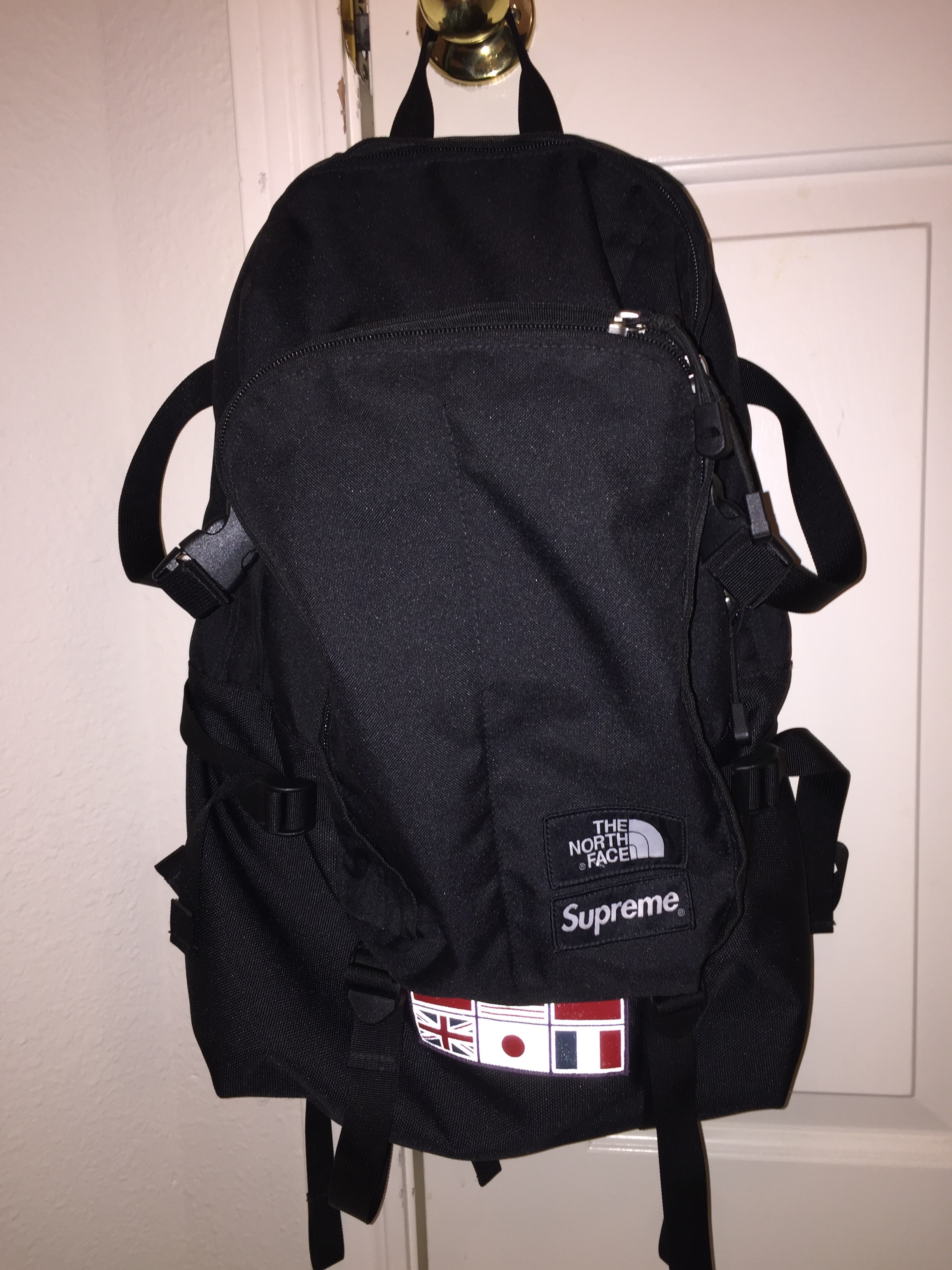 Supreme X North Face Backpack Size One Bags Luge For Grailed
