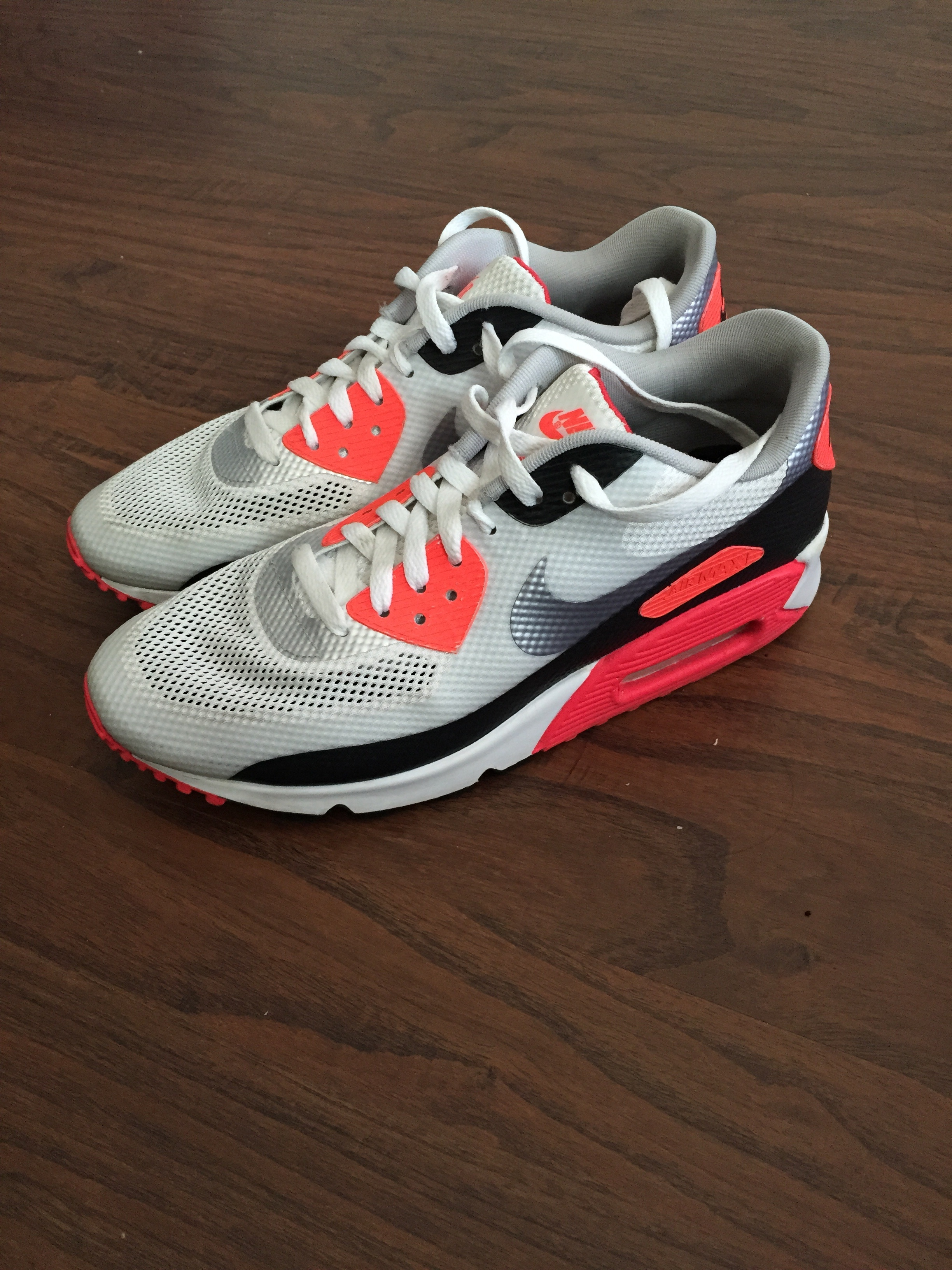 new arrival a207a f5772 Nike ×. Air Max 90 HYP NRG Infrared