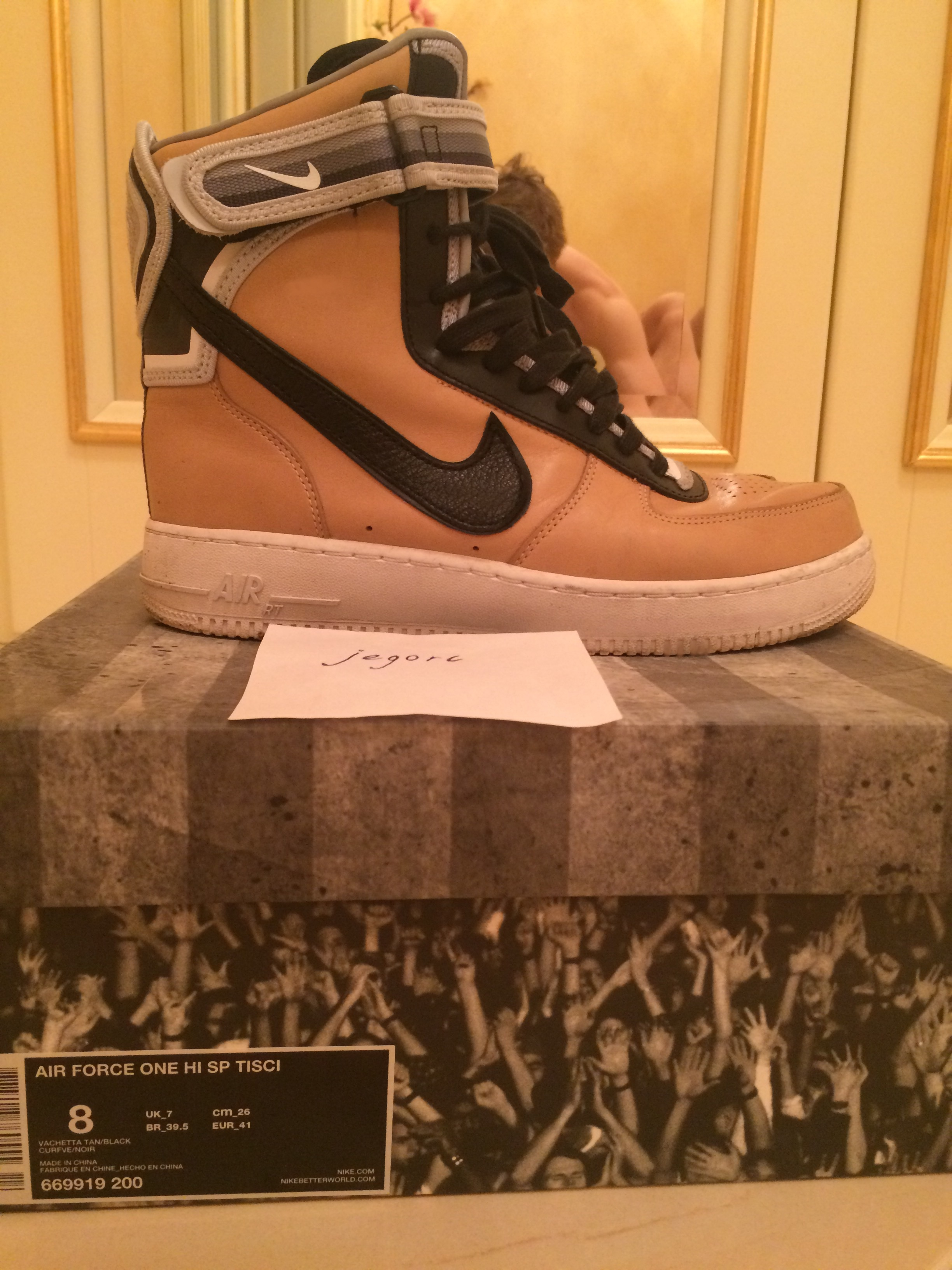 cheap for discount 644aa 2ca86 Nike Nike Air Force 1 Rt Mid   Grailed