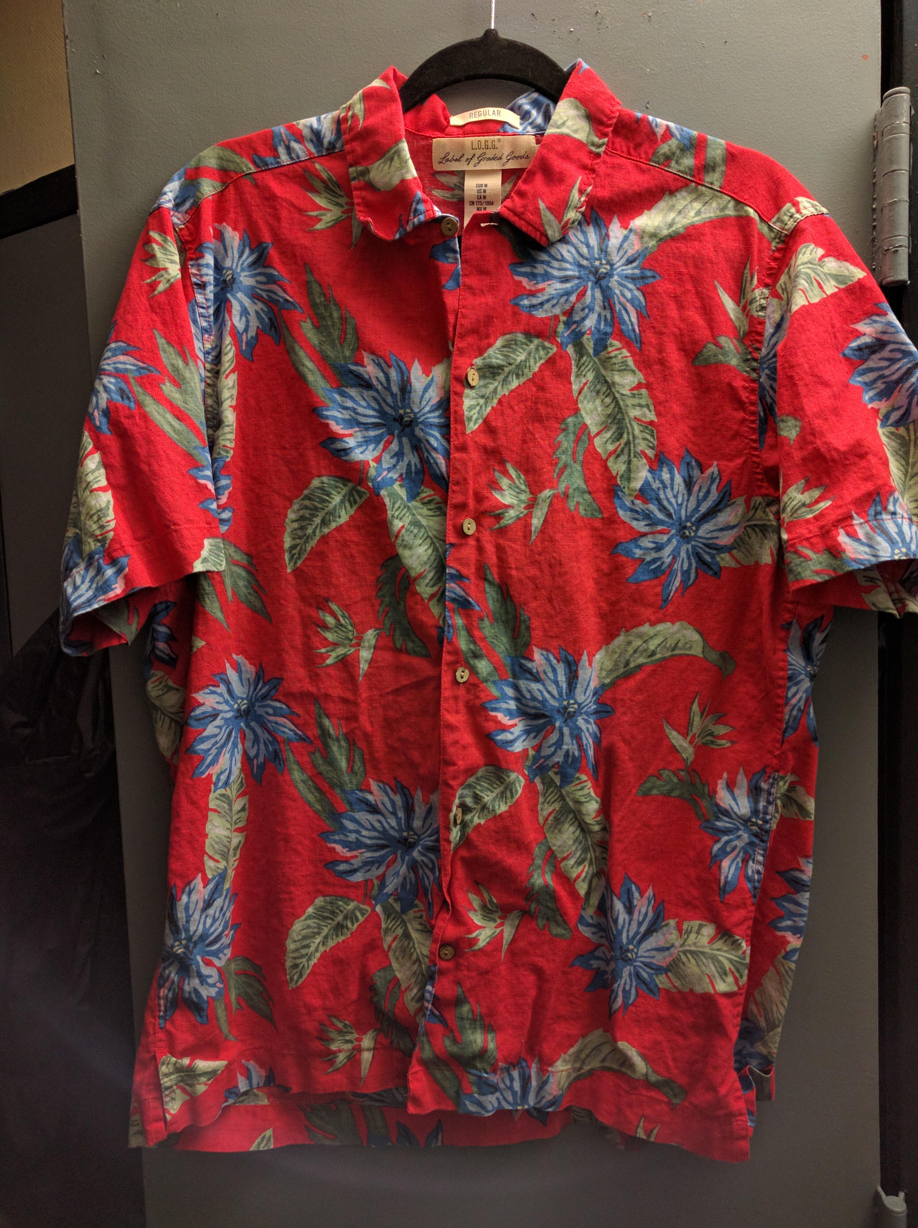 e06531dc H&m Hawaiian Shirt | Grailed