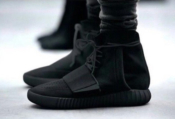 Yeezy Boost Adidas Yeezy 750 Boost Black Size 14 - Hi-Top Sneakers for Sale  - Grailed 7251f8851