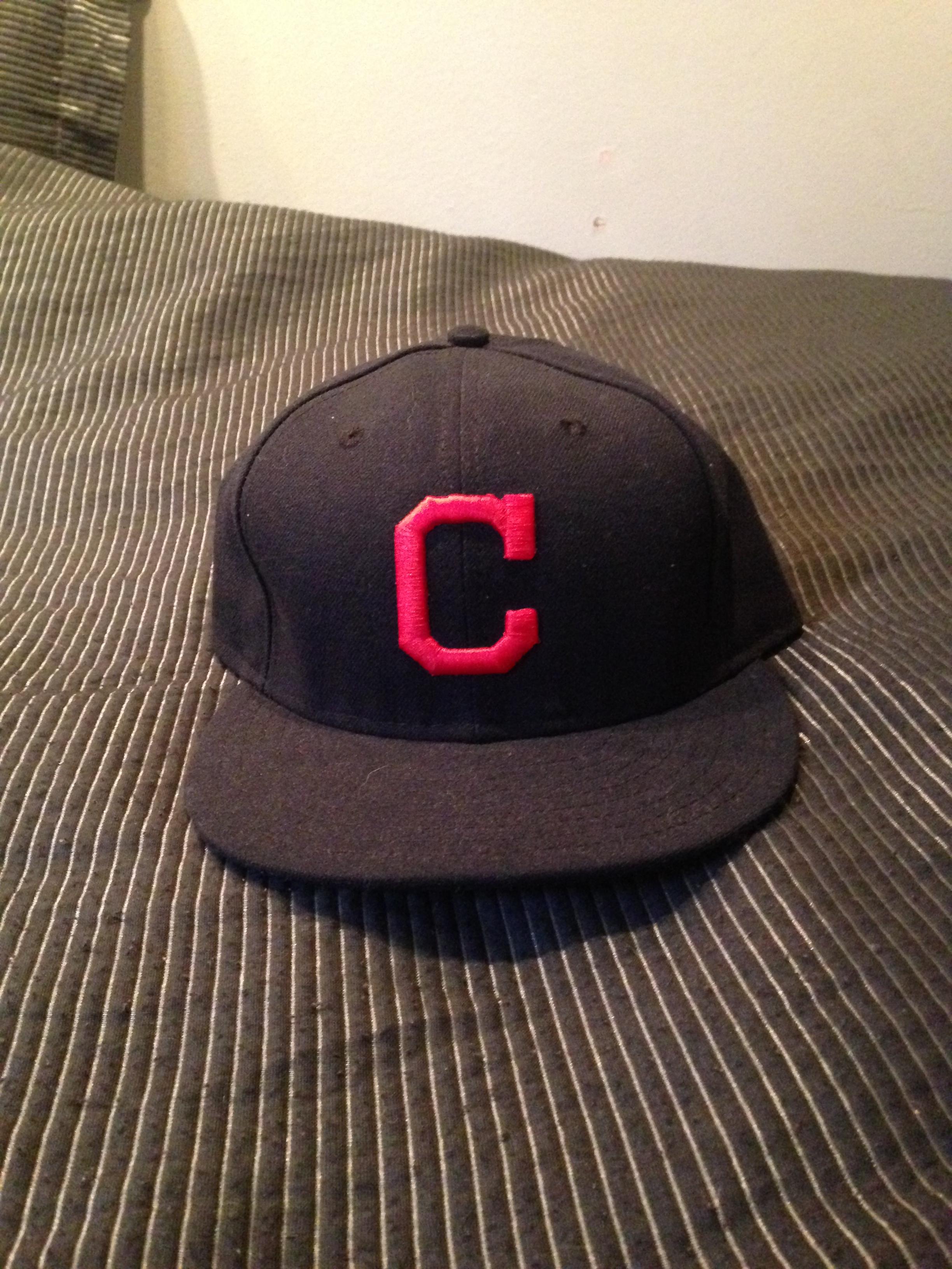 8d4e1b613a5 New Era Cleveland Indians Cap 7 5 8