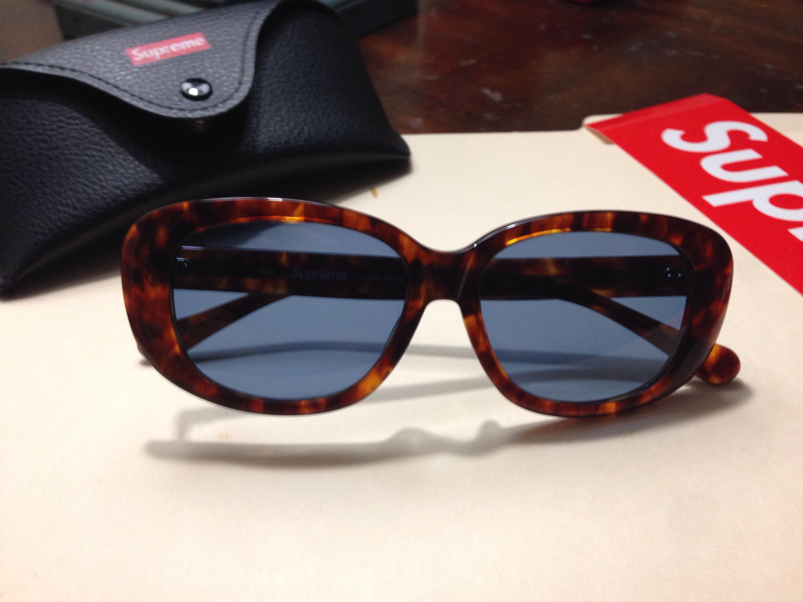 e51280896e Supreme 1994 Sunglasses
