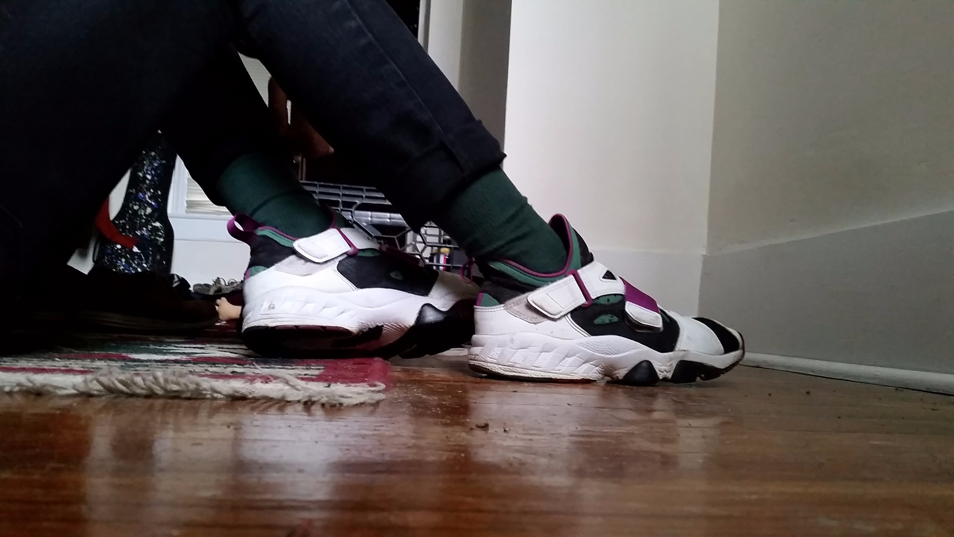finest selection 72f30 59701 Nike ×. Air Trainer Huarache 94