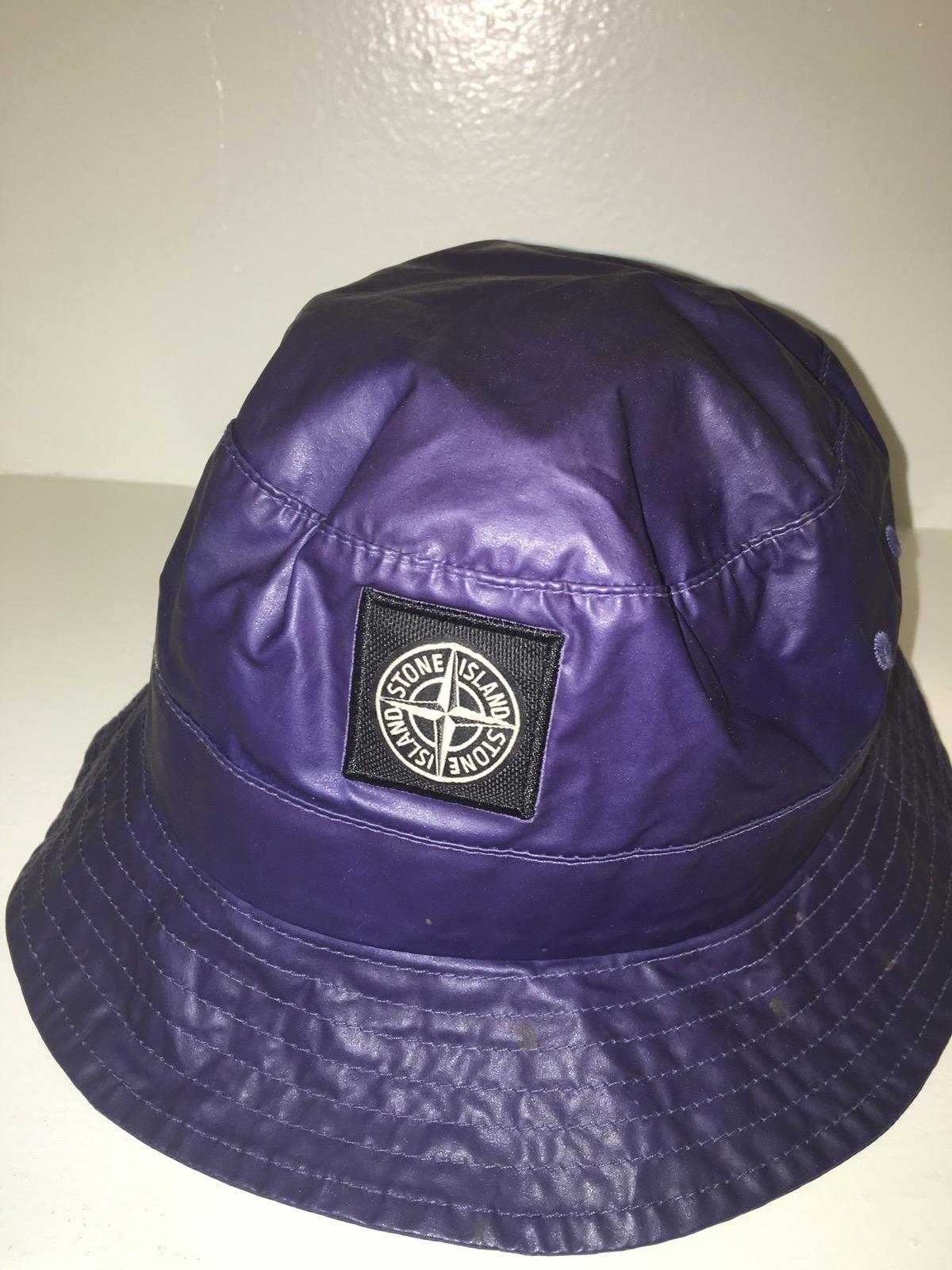 c4dc02557 Supreme X Stone Island Heat Reactive Bucket Hat