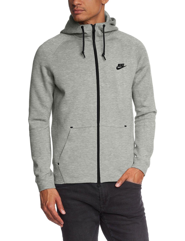 buy online 9fa66 9cc5c Nike Tech Fleece AW77 1.0 Full Zip Mens Hoodie Size m - Sweatshirts   Hoodies for Sale - Grailed