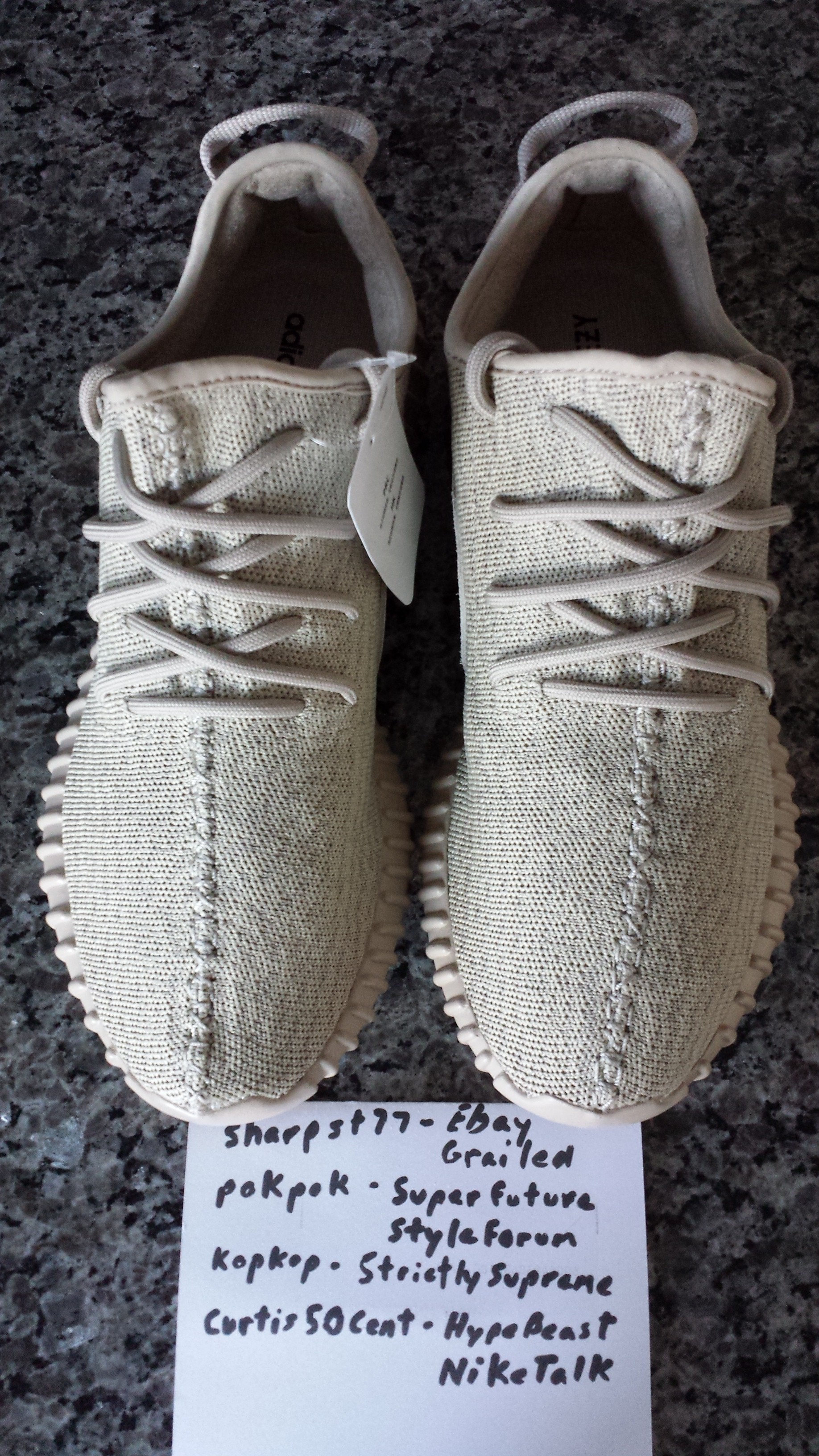 84c65c768eb45 Adidas Kanye West Yeezy Boost 350 Oxford Tan Size 9.5 - Formal Shoes ...