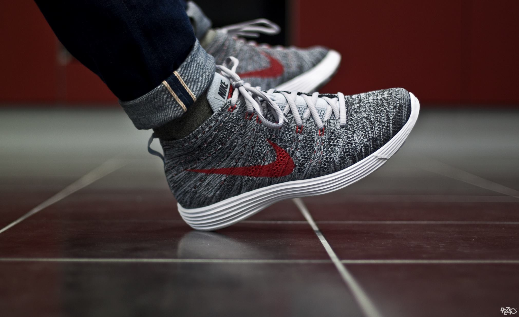 Nike Nike Lunar Flyknit Chukka Wolf Size 13 - Low-Top Sneakers for ... 0f55e3d3f