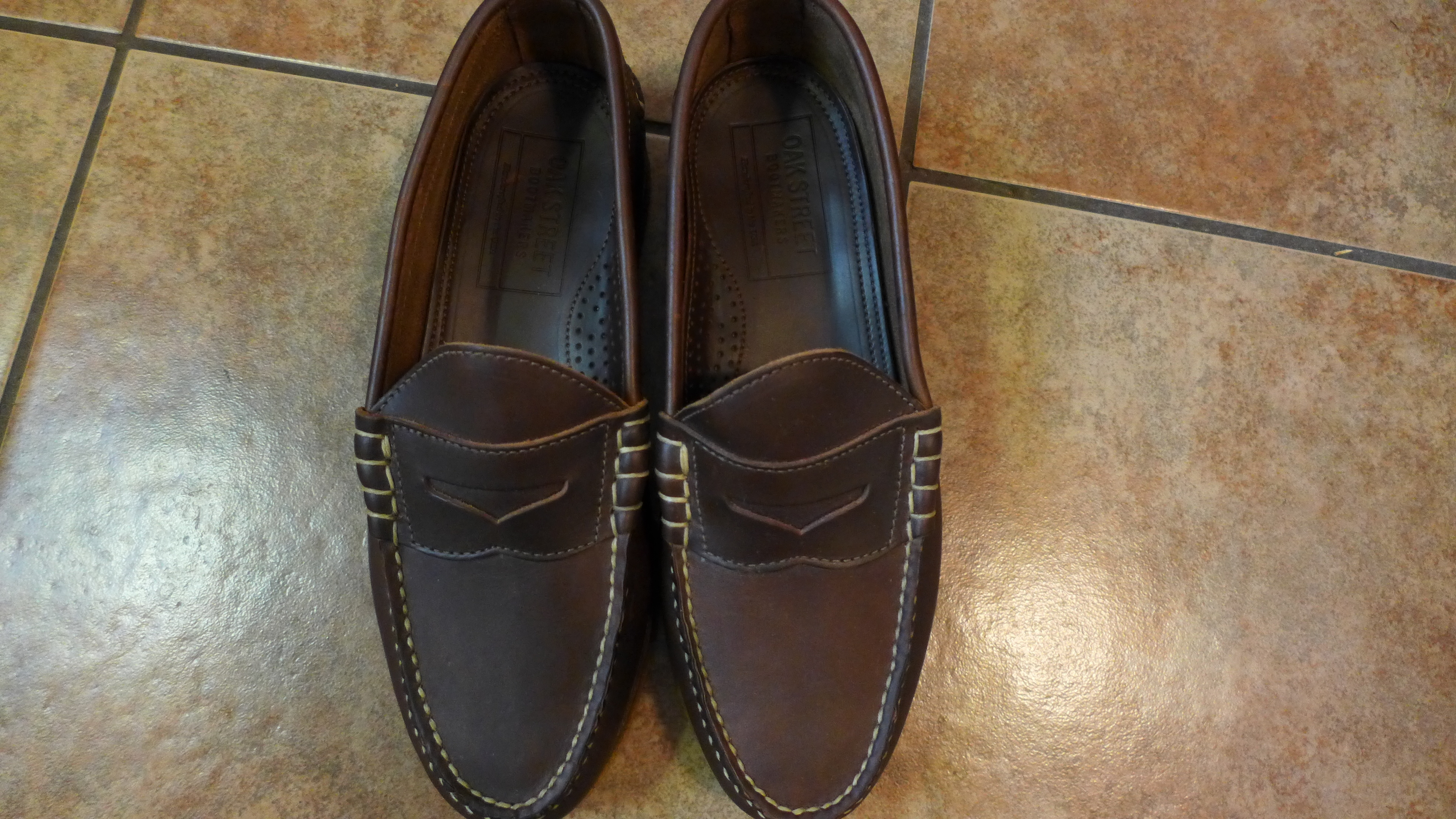 469cd3a6664 Oak Street Bootmakers Beefroll Penny Loafer