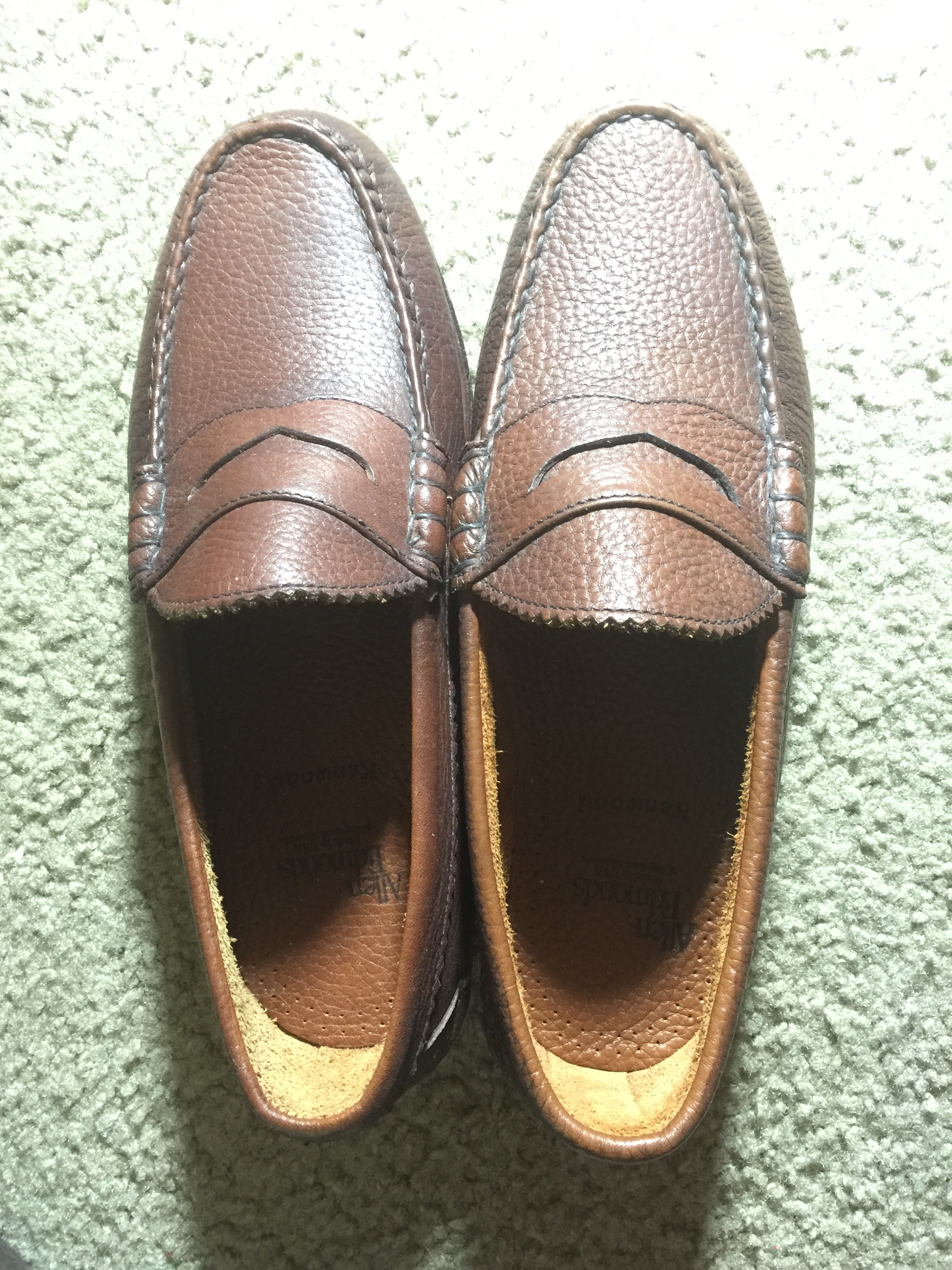 cf11cca97ec Allen Edmonds ×. Kenwood Loafer