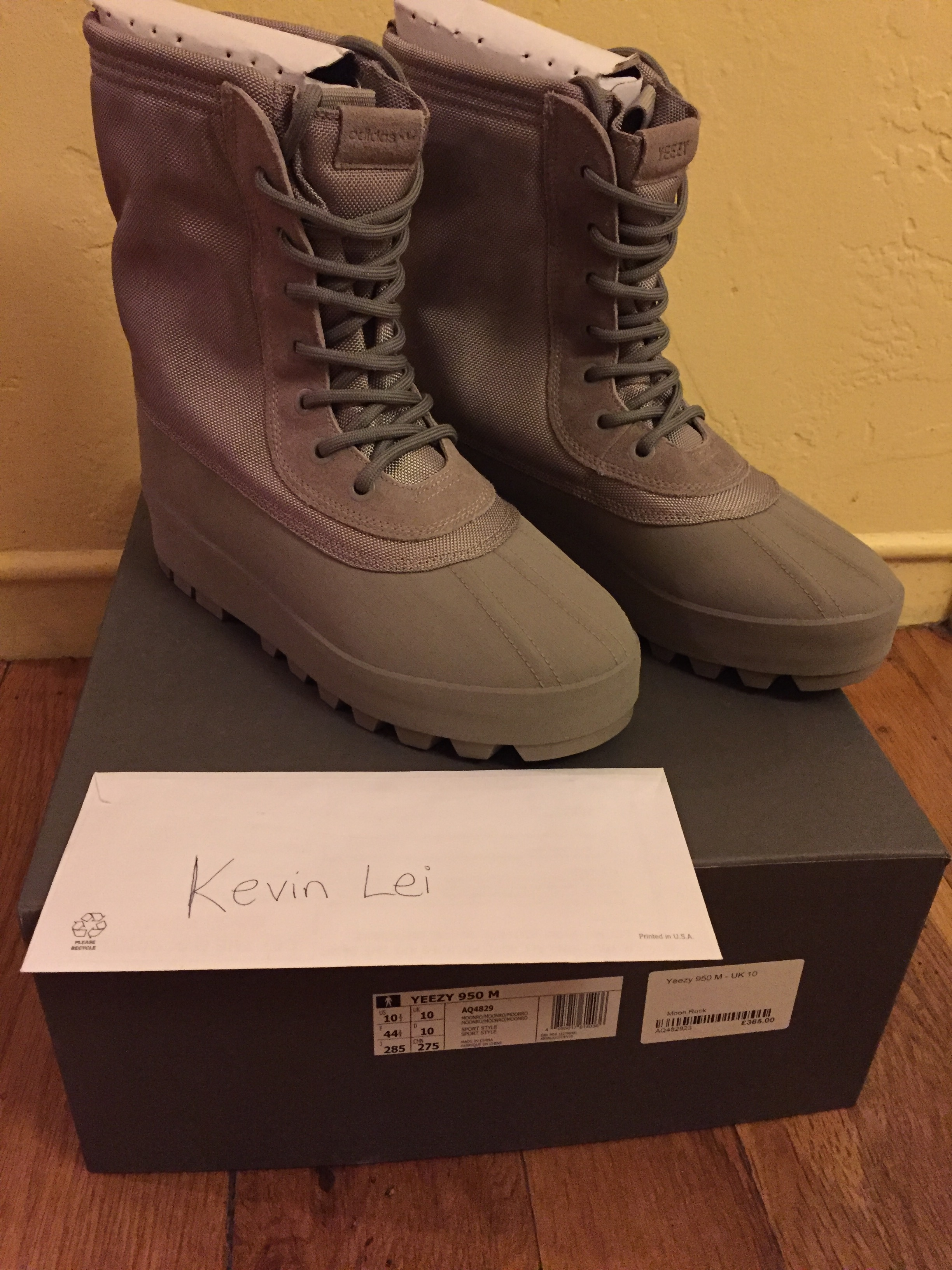 another chance 776b0 847eb Adidas Kanye West ×. Yeezy Boost 950
