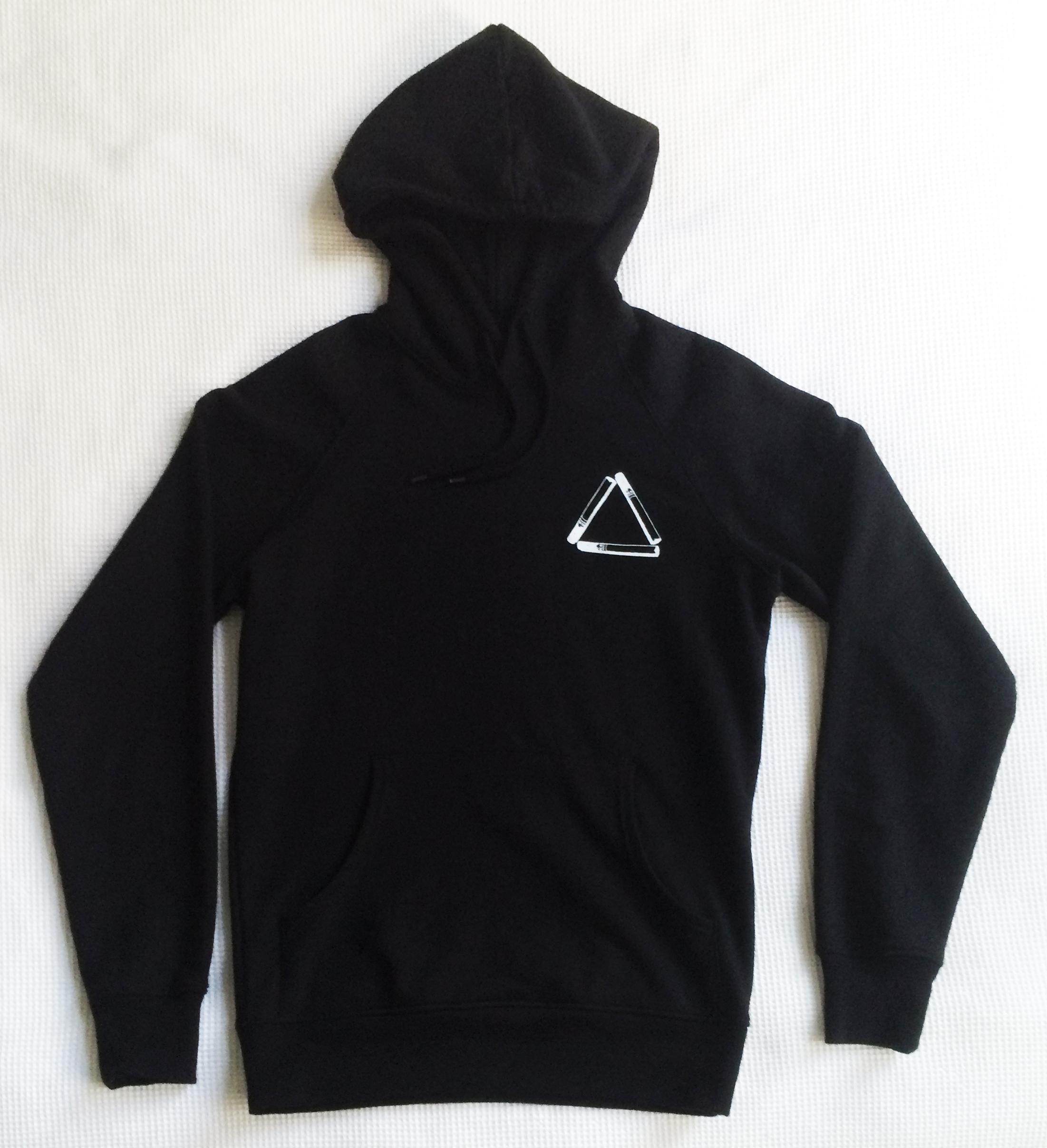 3dfca7b8b372 Palace Palace - Tri Smoke Hoodie Black Size s - Sweatshirts   Hoodies for  Sale - Grailed