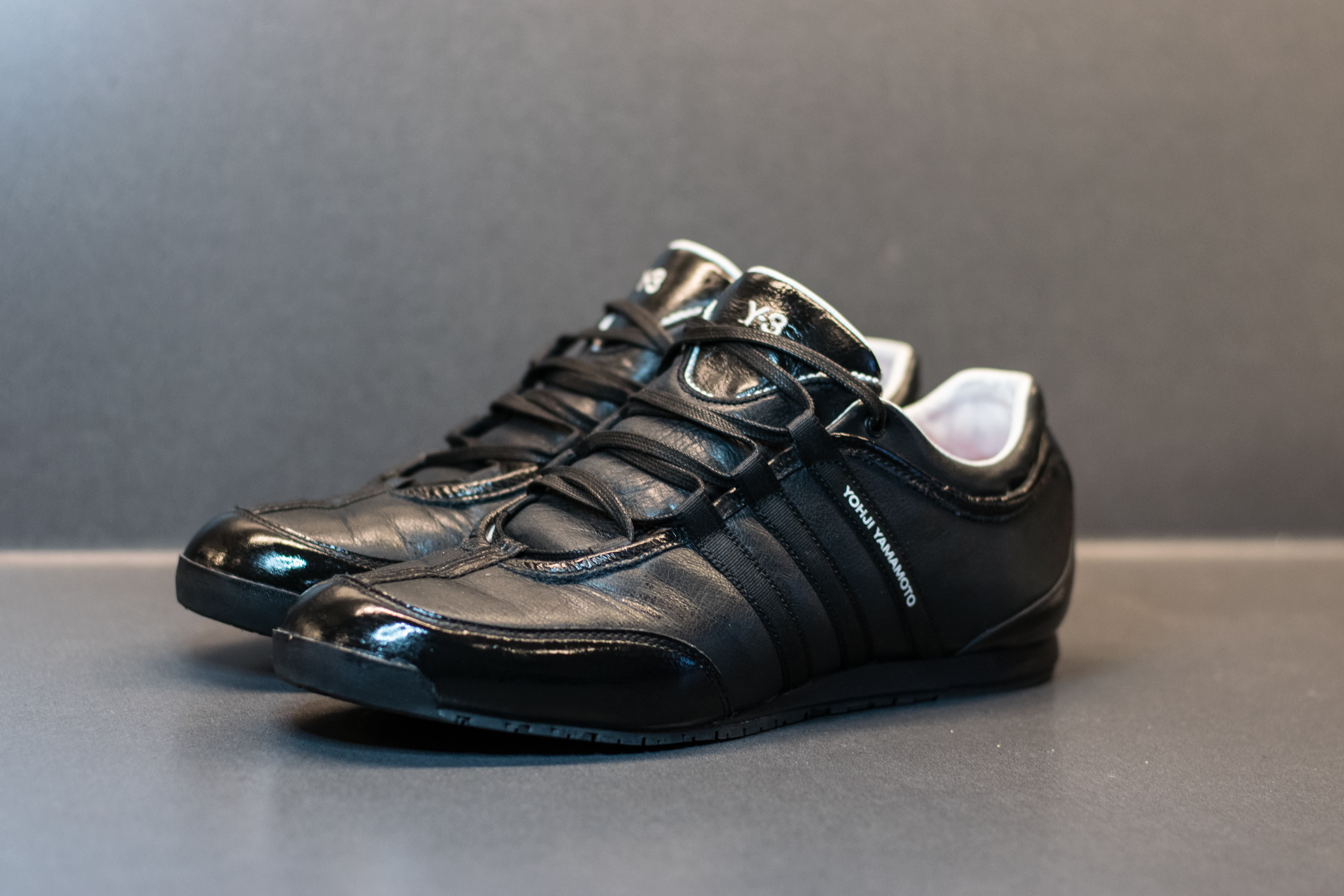 452e0e98d Adidas Y-3 Boxing Classic II Trainer Size 10 - Casual Leather Shoes ...