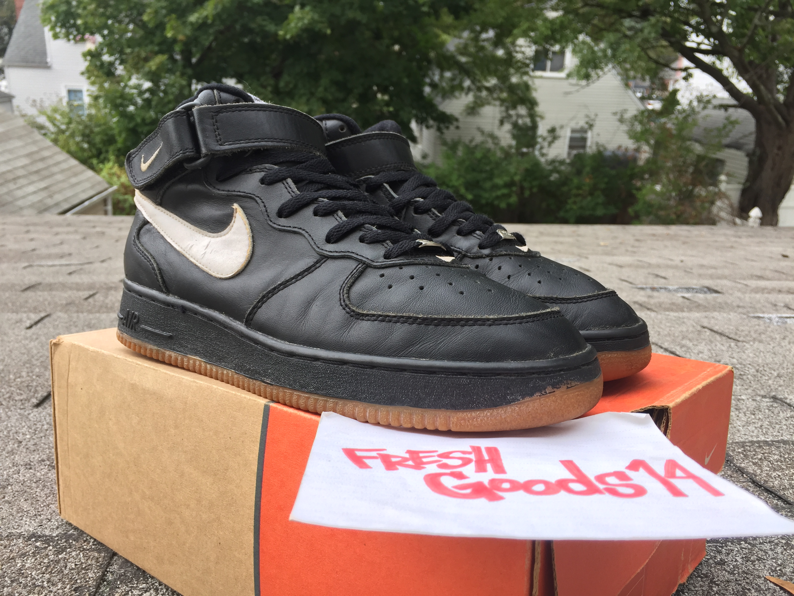 new arrivals 7f083 11ef4 Nike ×. 1995 Nike Air Force ...