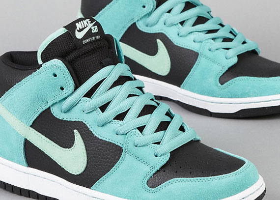 the best attitude 007ce c2871 Nike Sb Dunk Mid Sea Crystal   Grailed