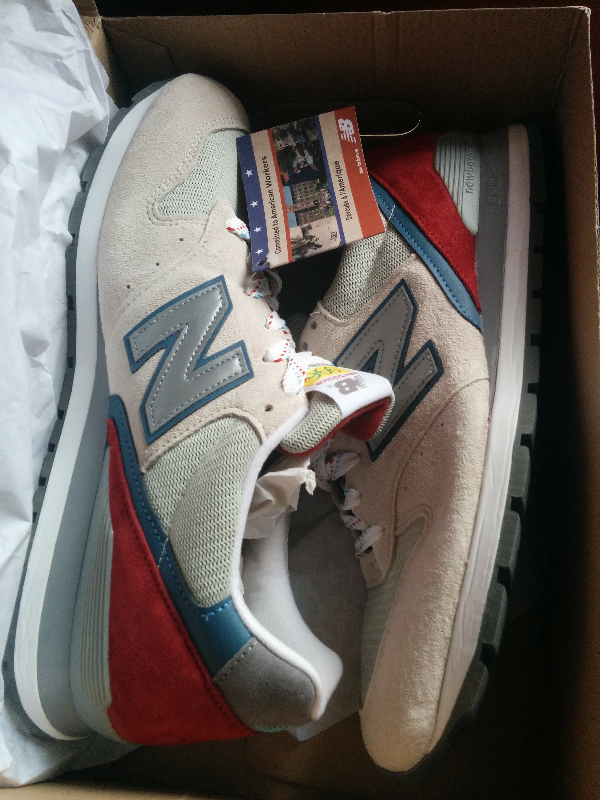 sports shoes d8ac1 ca5aa New Balance M996PD *Made in US