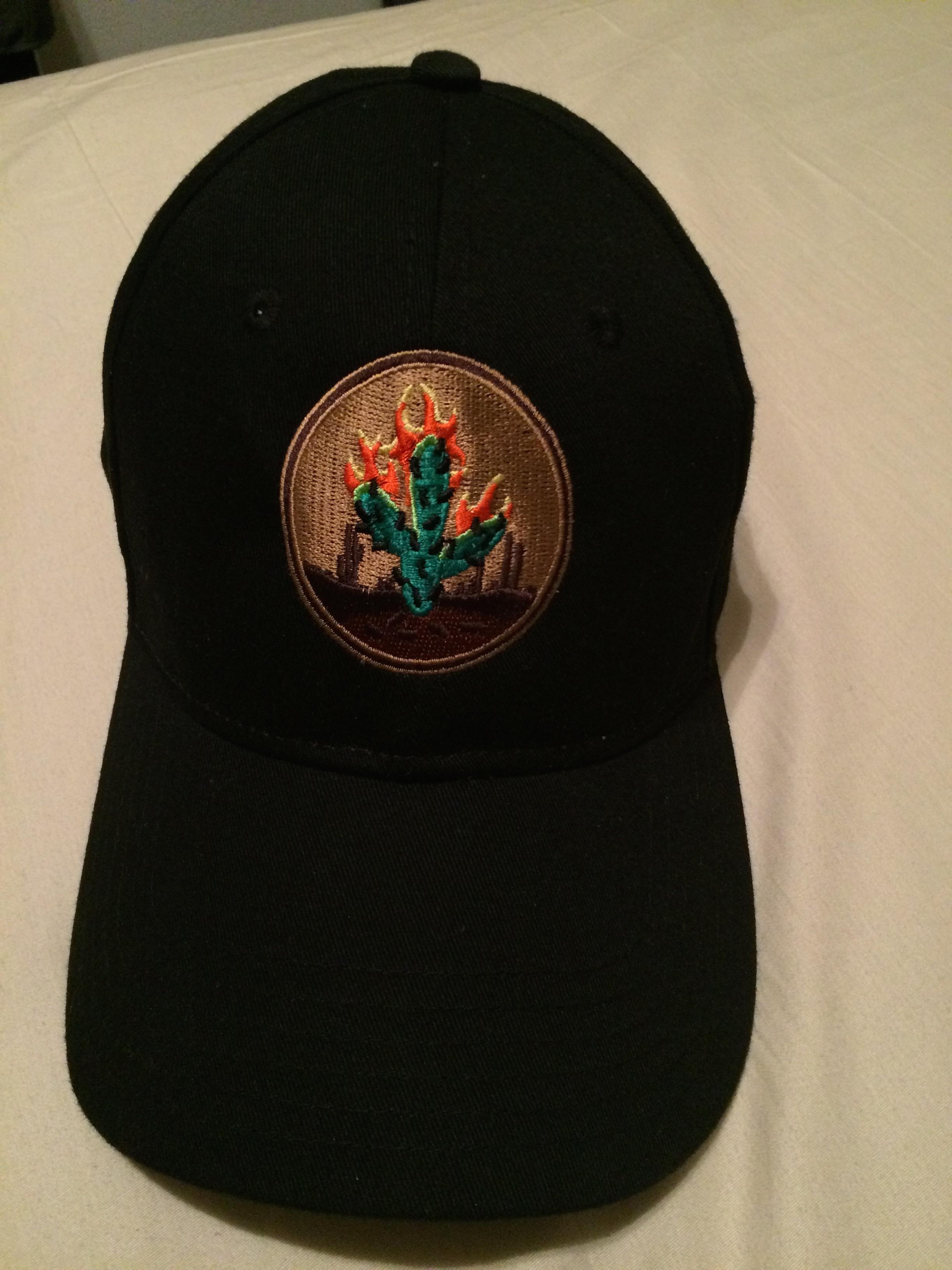 481ac12c Travis Scott Rodeo 6 Panel Dad Hat | Grailed