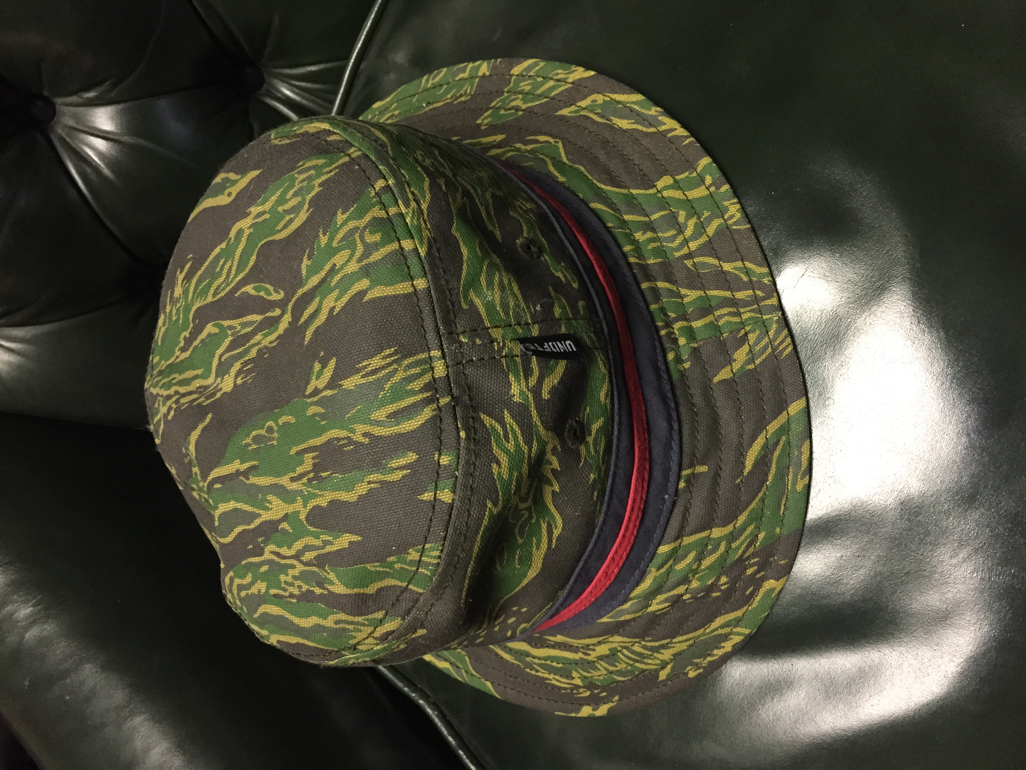 2dcbaae23f64 Undefeated Undftd Tiger Camo Bucket Hat | Grailed