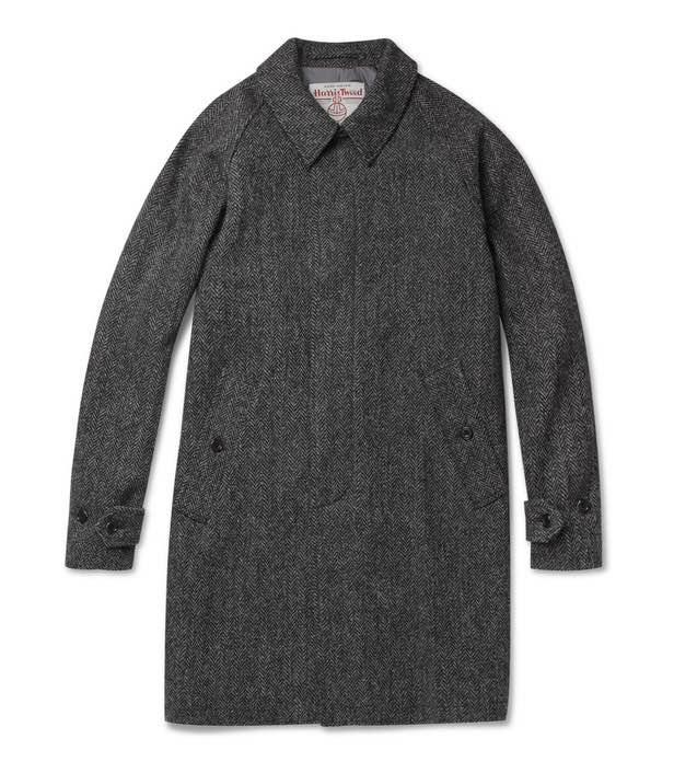 b4d47ce118341 Beams Plus Harris Herringbone Wool Tweed Size s - for Sale - Grailed