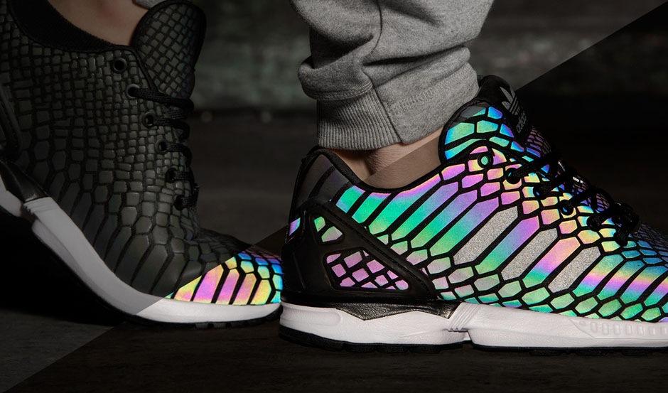new styles baacc 34bfc Adidas ZX Flux Xeno - DS (original black & white)