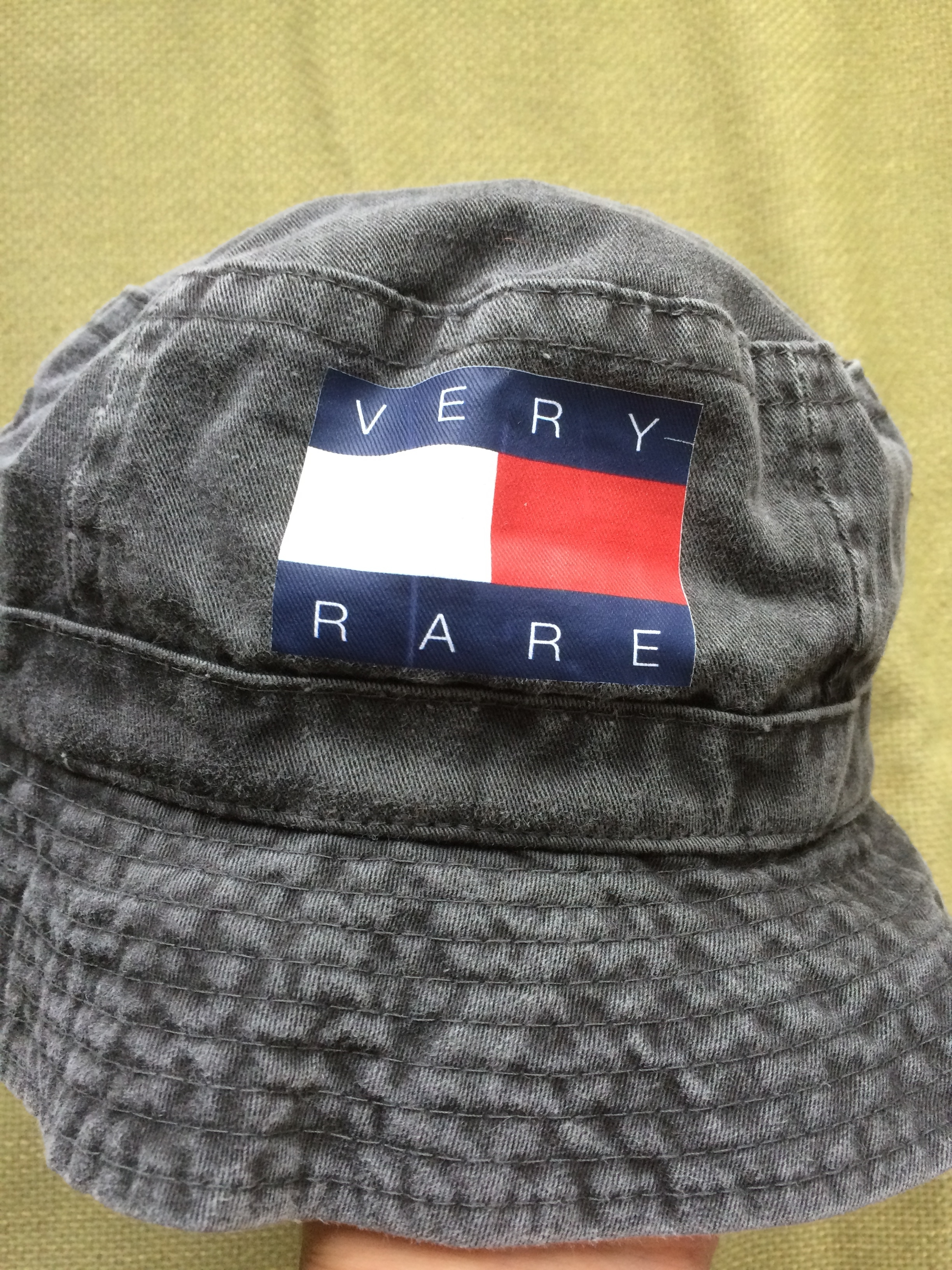 Kyc Vintage KYC Tommy Hilfiger Bucket Hat Size one size - Hats for ... e15bd5b787e