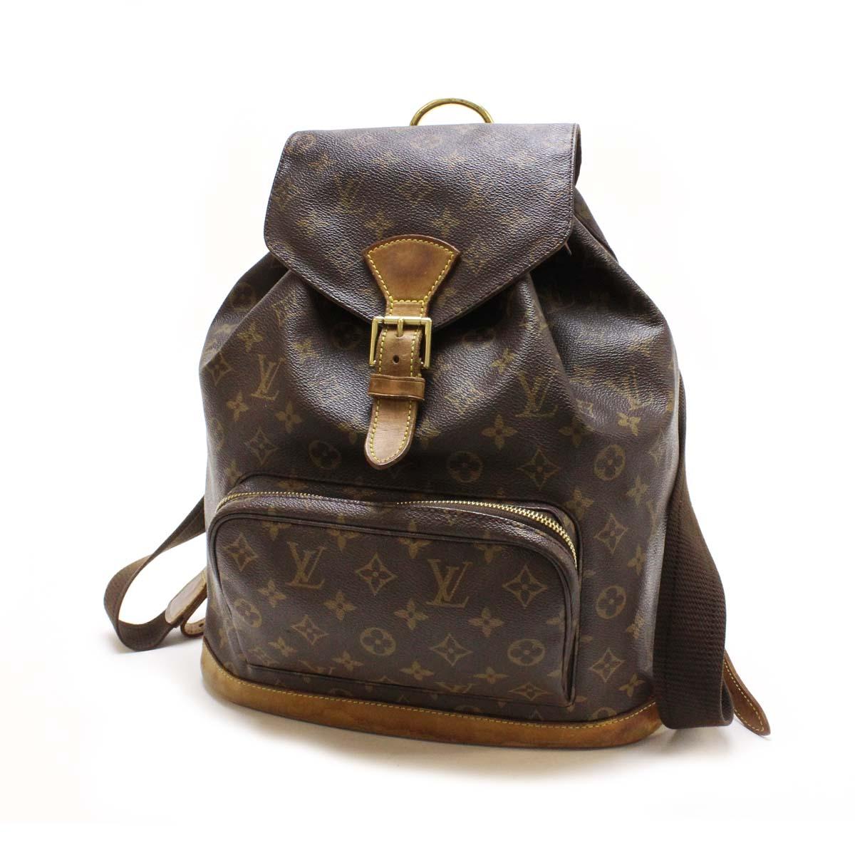 98e9978c914d Louis Vuitton Montsouris GM Backpack LV Size one size - Bags ...