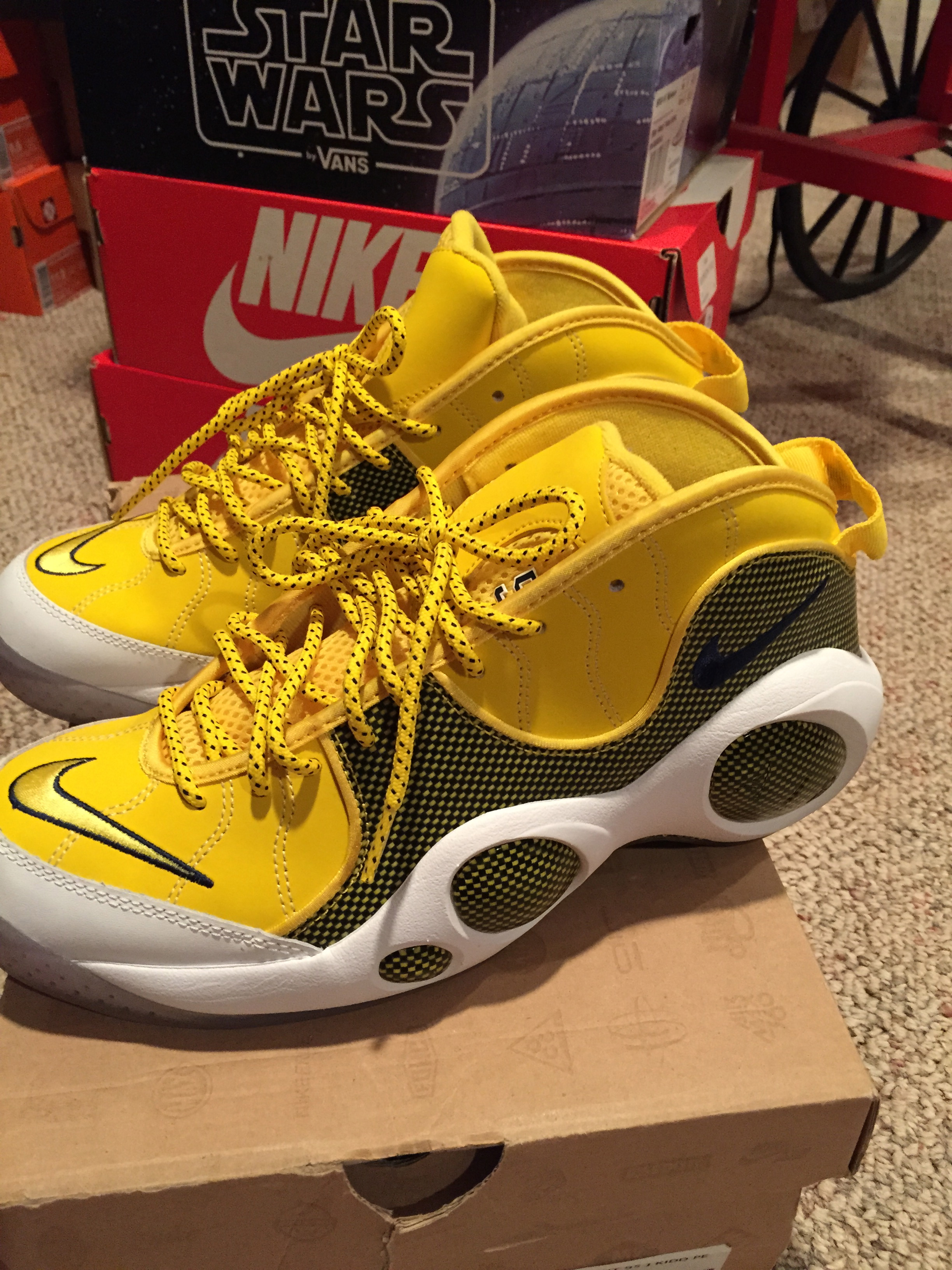 100% authentic 0a25c 93b90 Nike ×. Zoom Flight 95 Jason Kidd