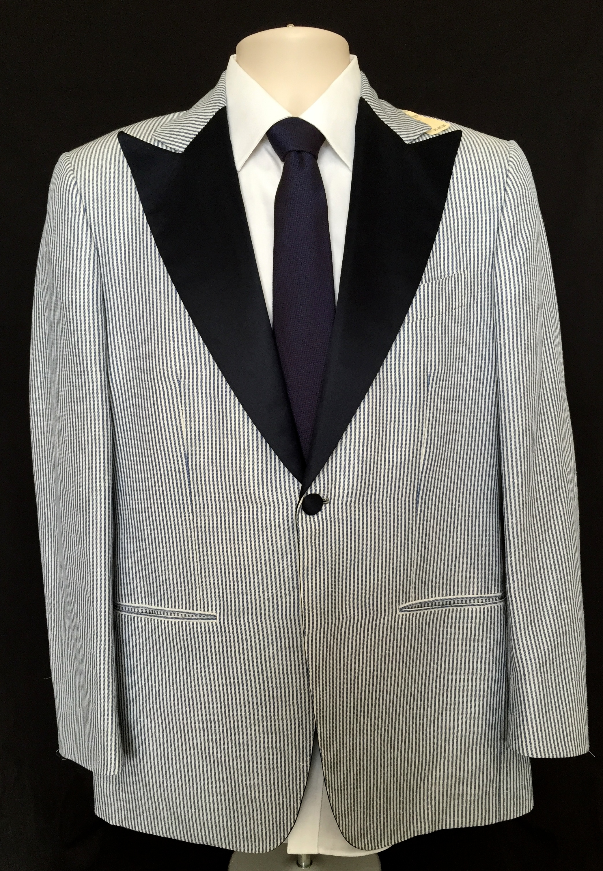 0c19bb5601d Kiton $5,495 Peak Lapel Smoking Jacket | Grailed