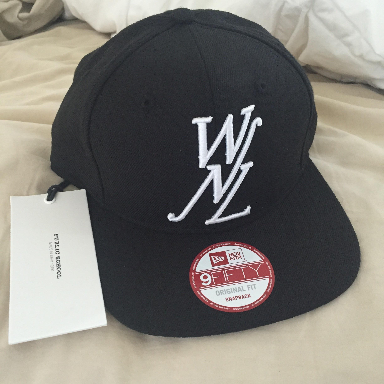 4c2bd345a5 Public School WNL snapback hat PSNY Size one size - Hats for Sale ...