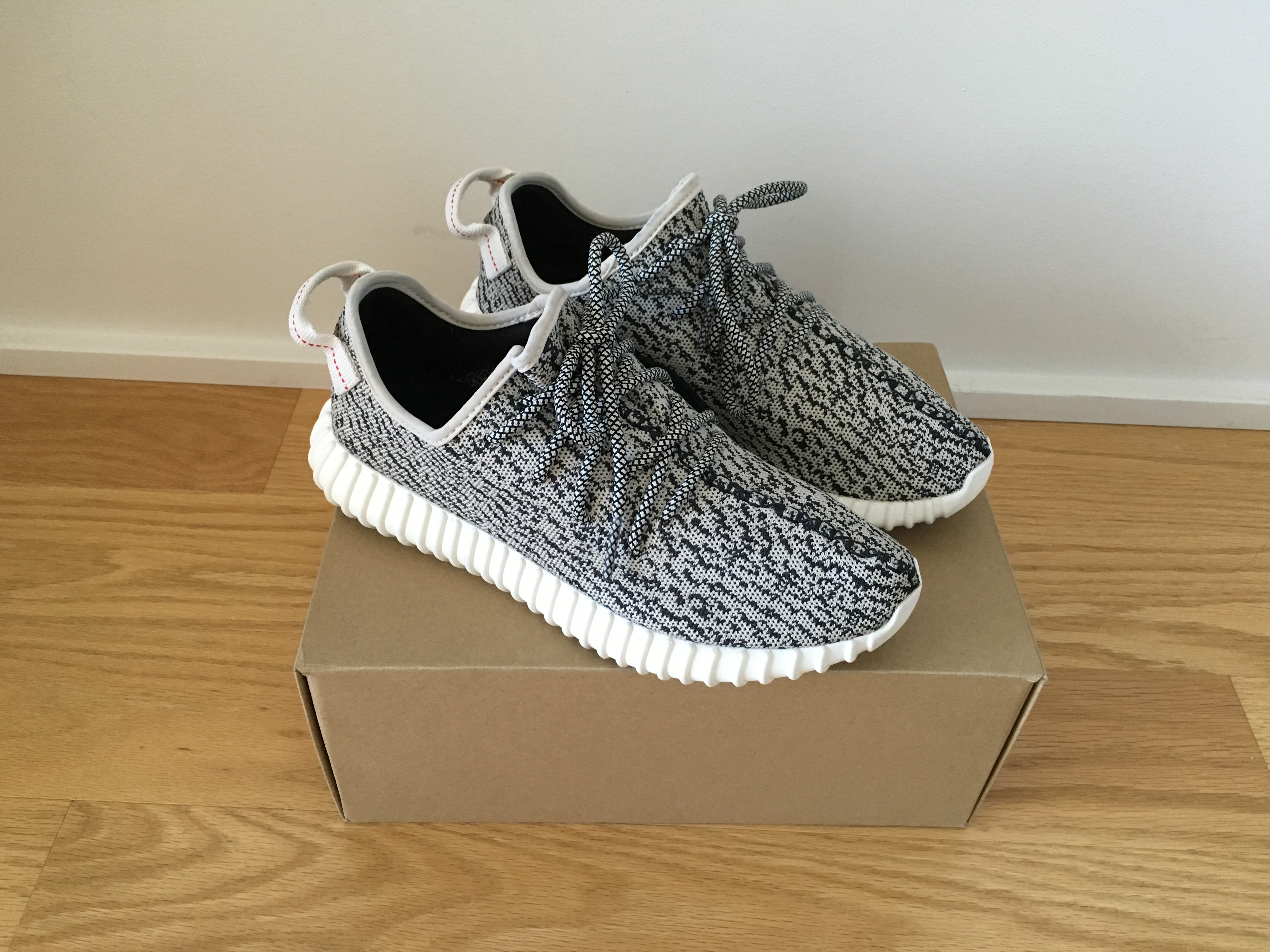 10b4812c7646c Adidas Kanye West Yeezy Boost 350 - Turtle Dove Size 8 - for Sale ...