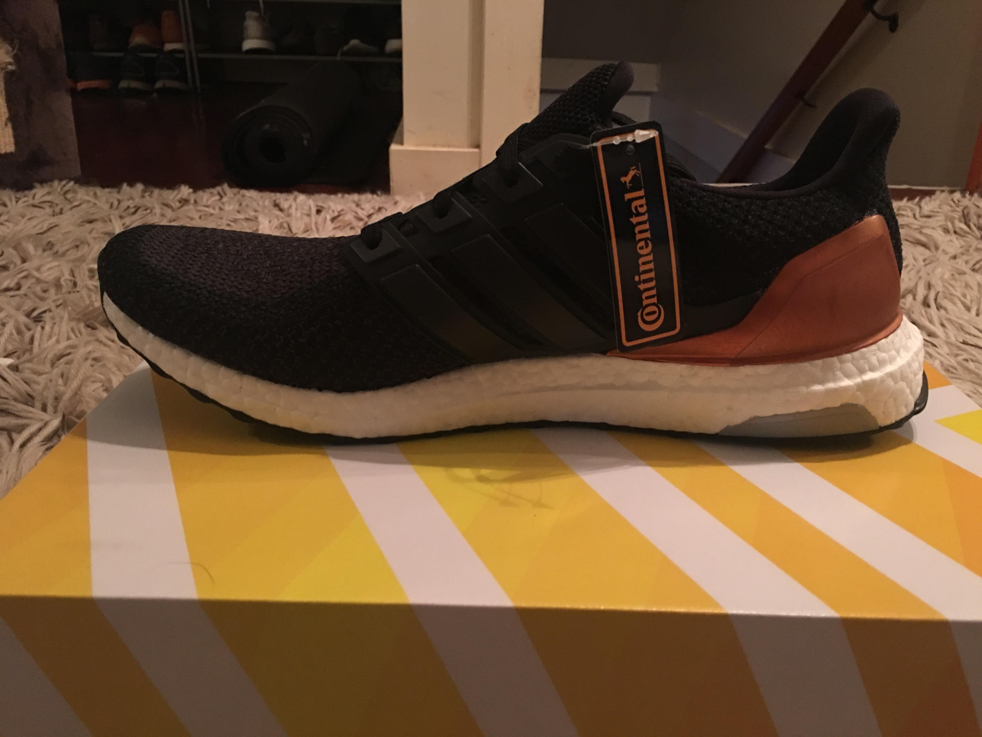 adidas Ultra Boost LTD Bronze
