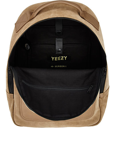 5a7281042ff7 Yeezy Season LEATHER BACKPACK Size one size - Bags   Luggage for Sale -  Grailed