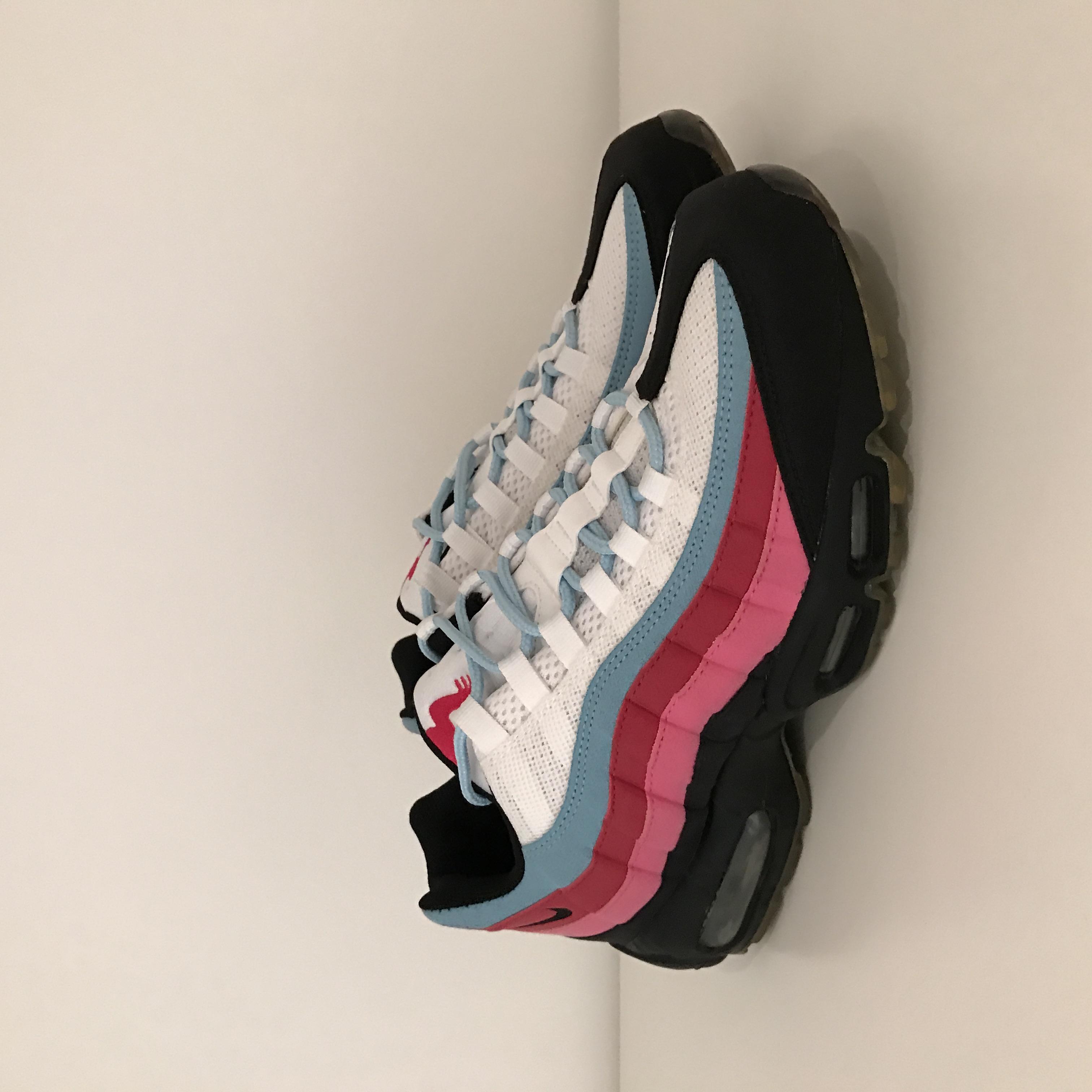 690313da337cd Nike Parra X Nike Air Max 95 The Running Man | Grailed