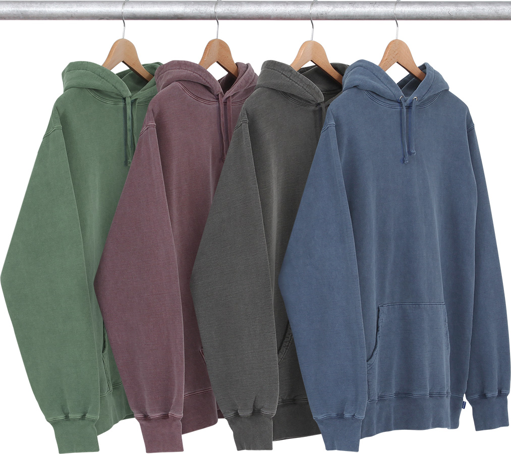 0f09d7582146 Supreme Overdyed Hoodie Pullover Size m - Sweatshirts   Hoodies for Sale -  Grailed