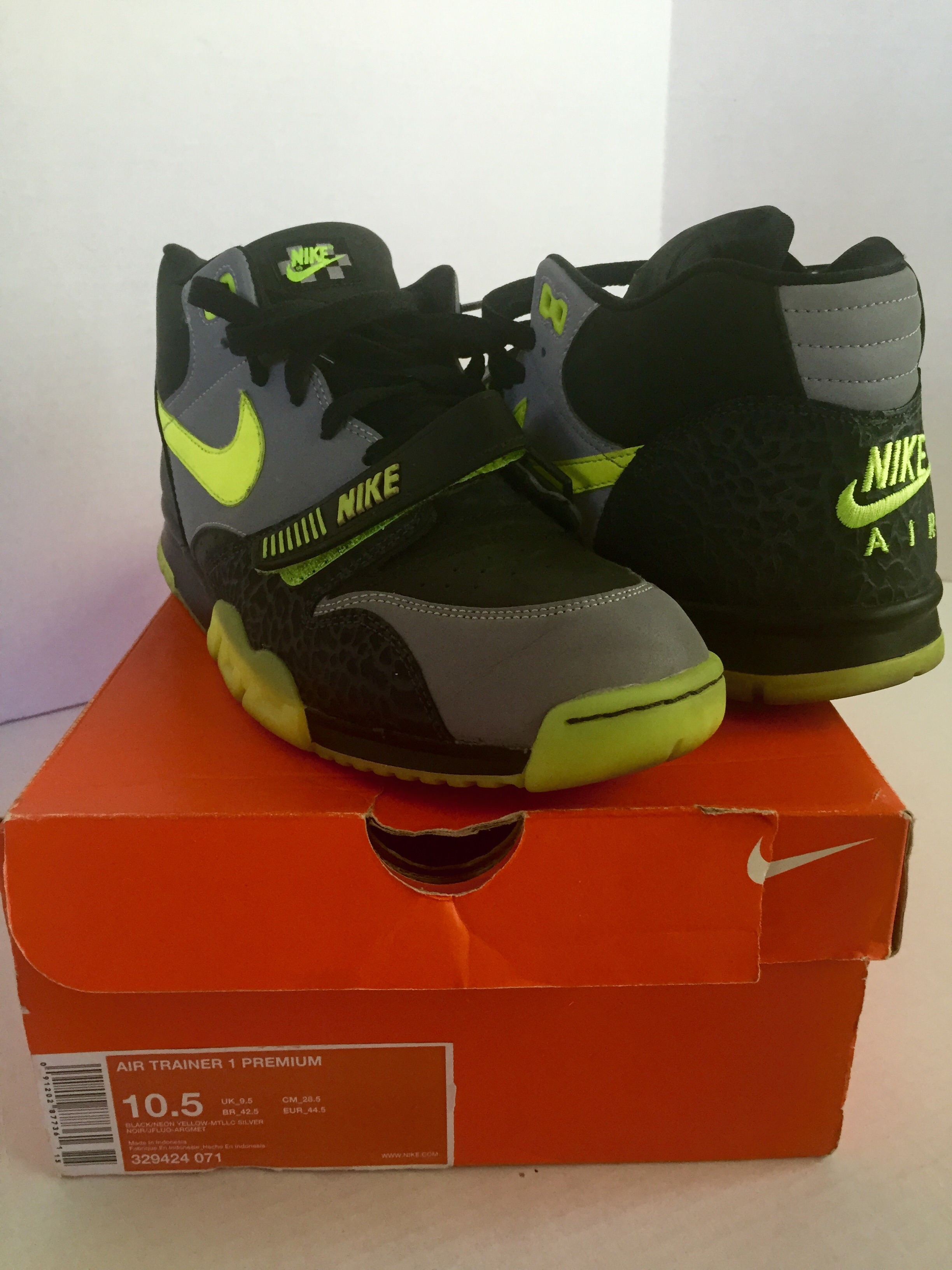 f229e84ac94a47 Nike NIKE AIR TRAINER 112 pack Size 10.5 - Low-Top Sneakers for Sale ...