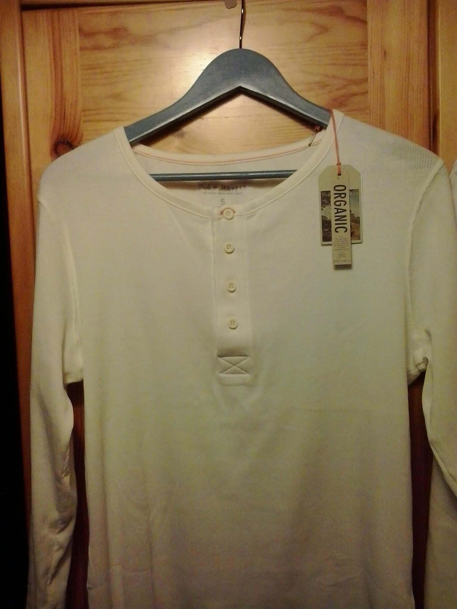 c9caf554 Nudie Jeans Nudie Long Sleeve Henley | Grailed