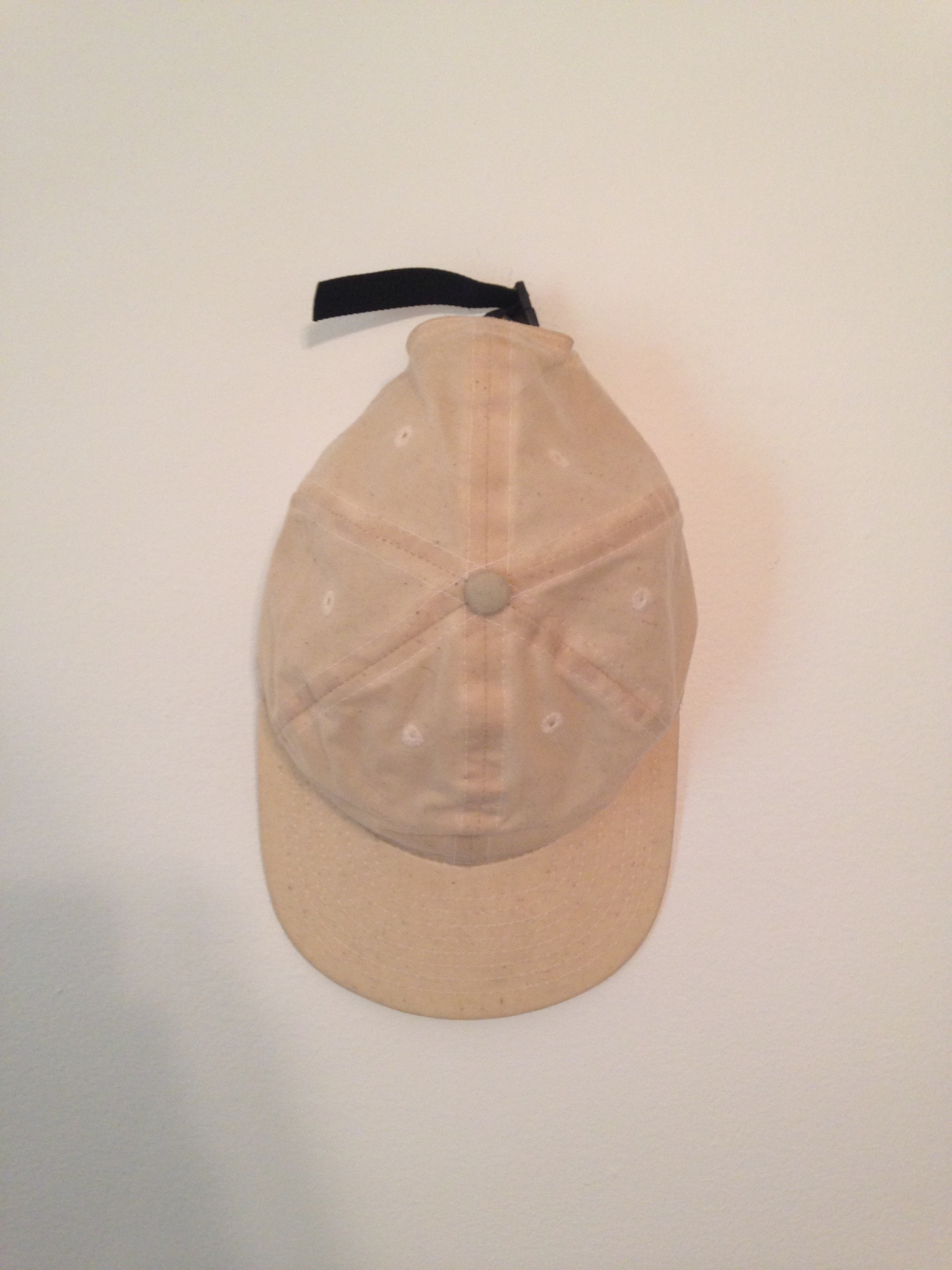 3f0a055cbef98 Fairends Waxed Canvas Ball Cap Size one size - Hats for Sale - Grailed